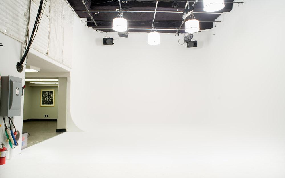 Studio 01 - $200/ hour. 6 hour minimum