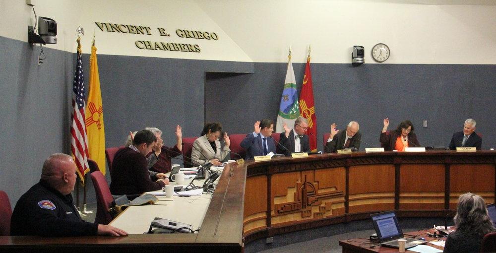 Albuquerque City Council votes in favor of Health Security