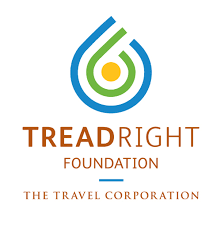 Tread right Foundation with Celine Cousteau