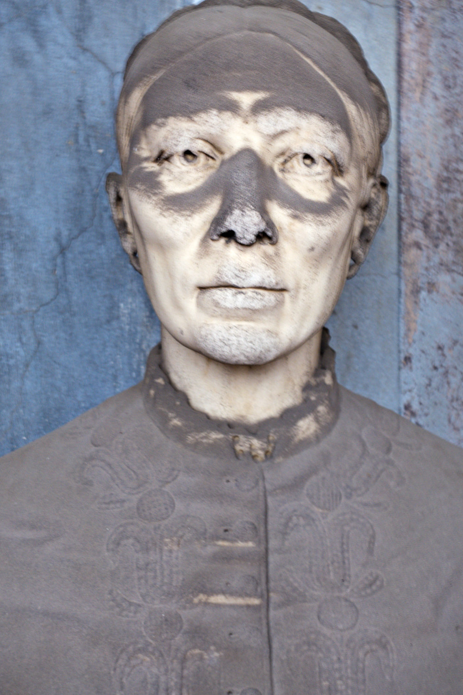 Post Meridian - Bust, Cimiterio Monumentale, Milan, Italy