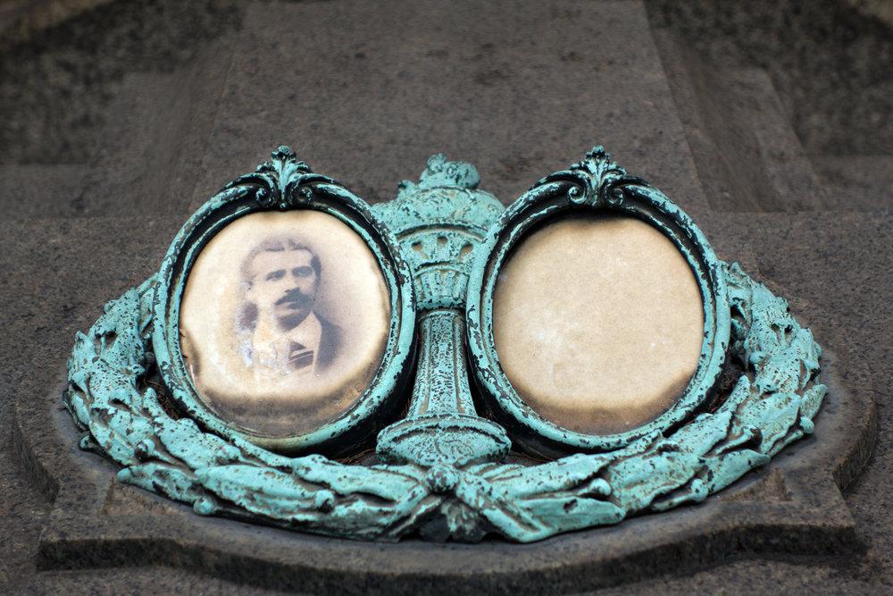 Post Meridian - Unfaded, Cimiterio Monumentale, Milan, Italy