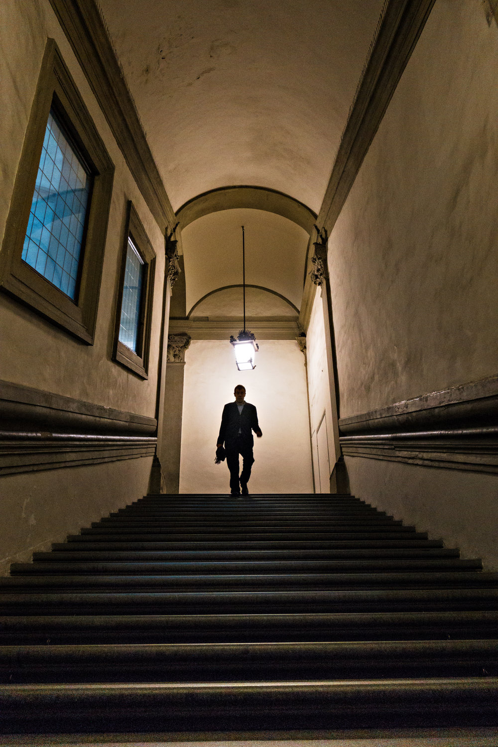Post Meridian - This Way, Palazzo Vecchio, Florence, Italy