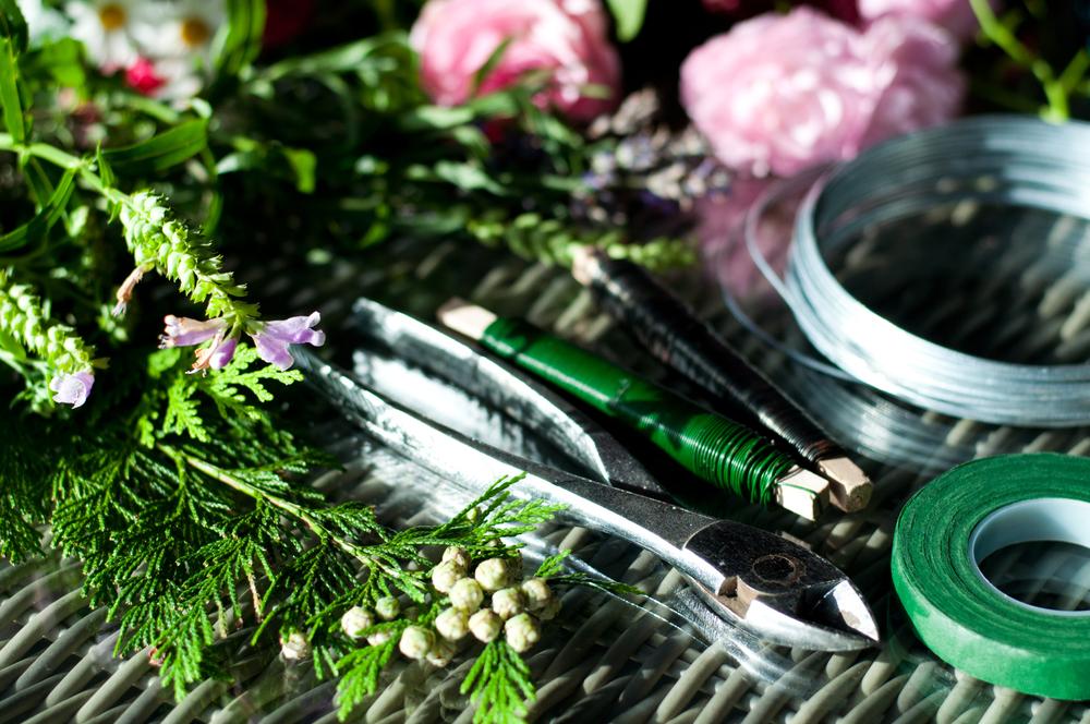 Flower Crown Tools