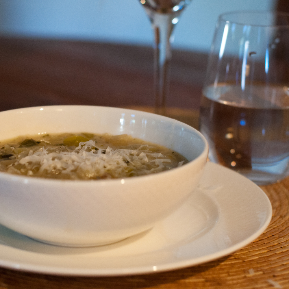 Riesling Onion Soup
