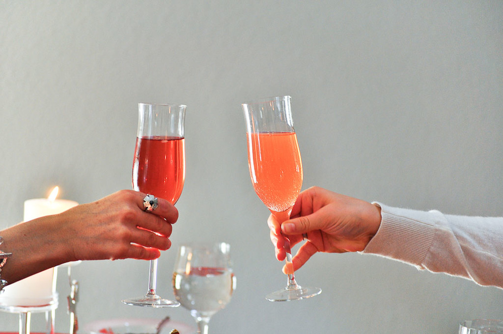 A Toast to New Year