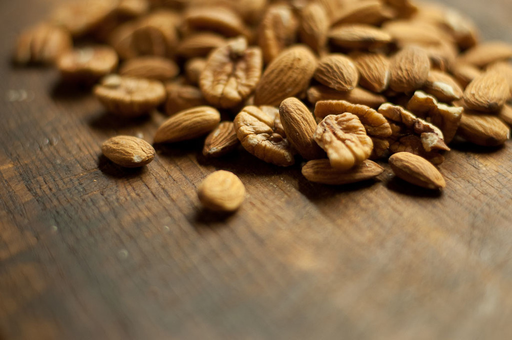 Almonds & Pecans