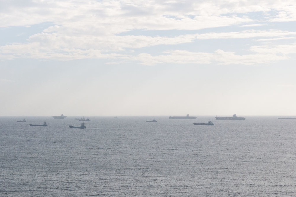 Kaohsiung Port Taiwan