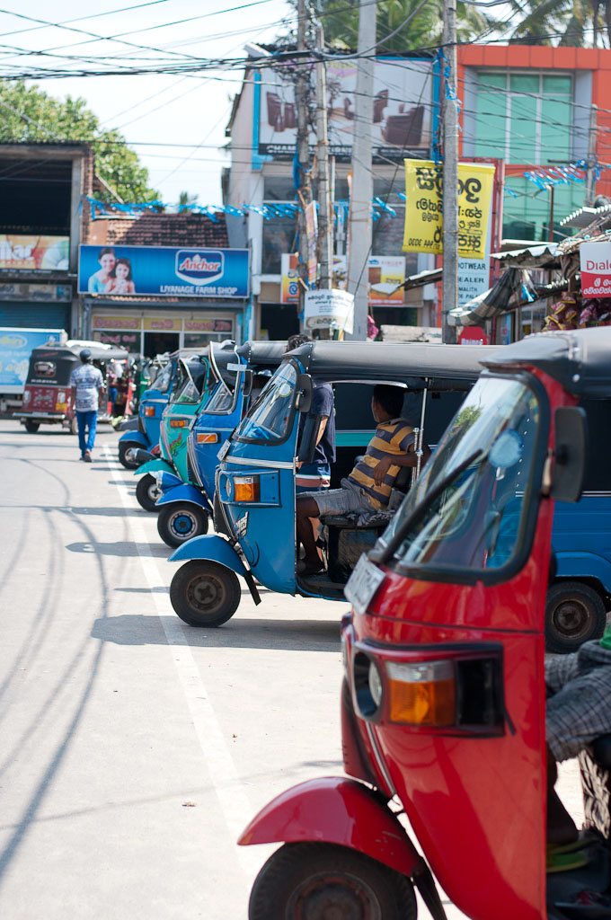 Tuk Tuks Sri lanka