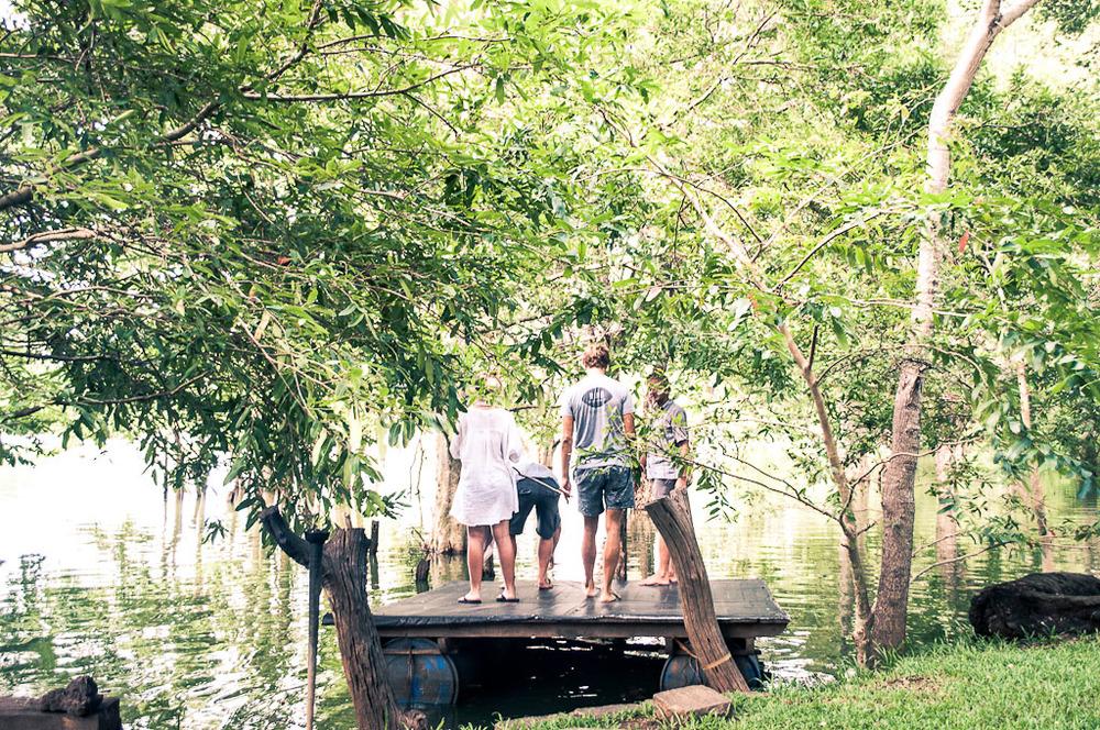 Banyan Camp Sri Lanka Sunshinestories Uduwalawe National Park