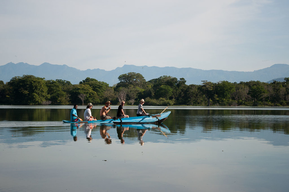 Banyan Camp Udawalawe National Park Sri Lanka Sunshinestories