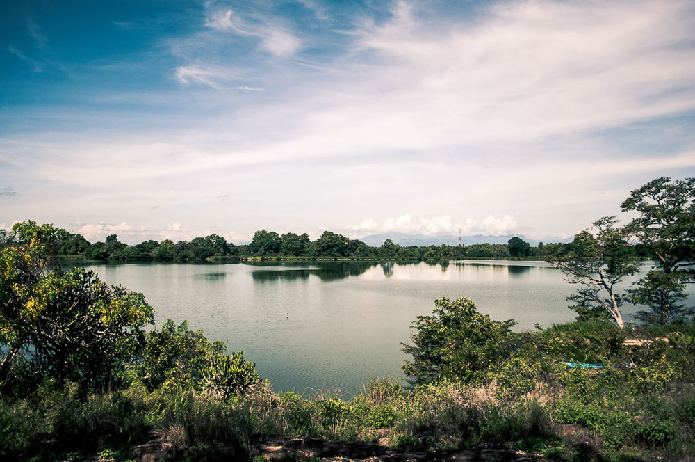 Banyan Camp Lake Udawalawe National Park Sri Lanka Sunshinestories