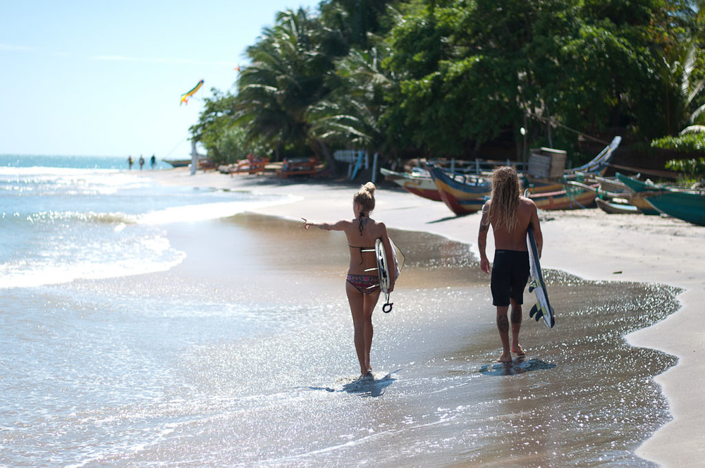 Arugam Bay Surfing Sri Lanka