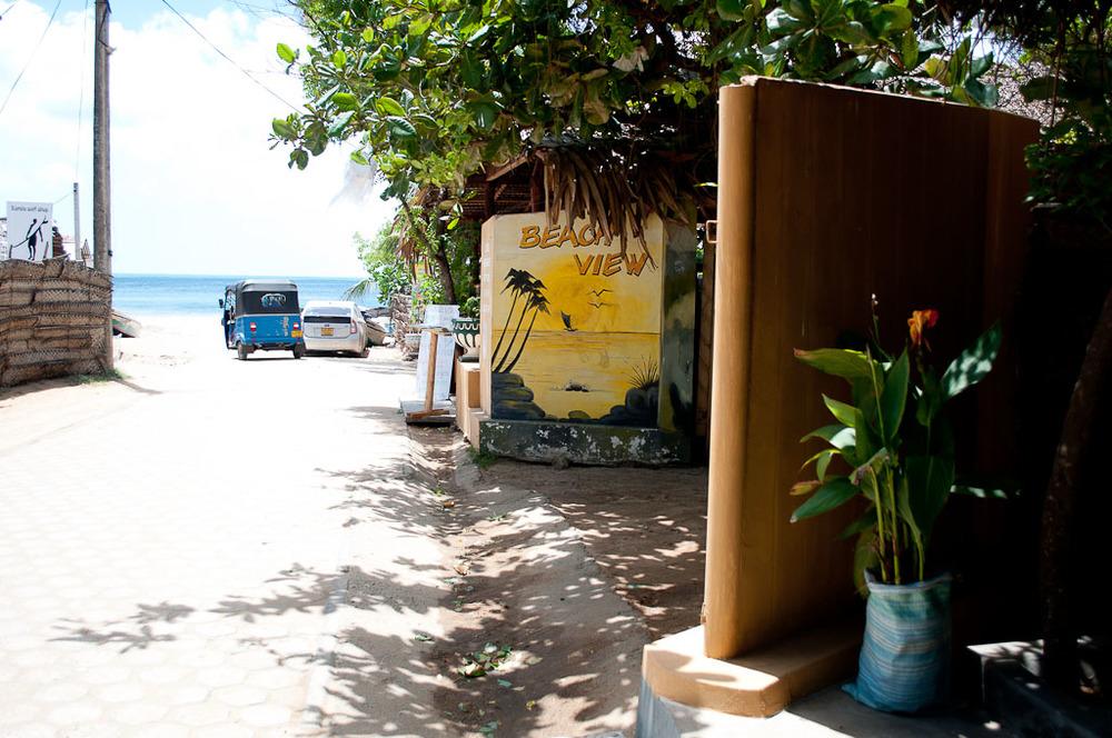 Beach View Cabanas Sri Lanka Arugam Bay