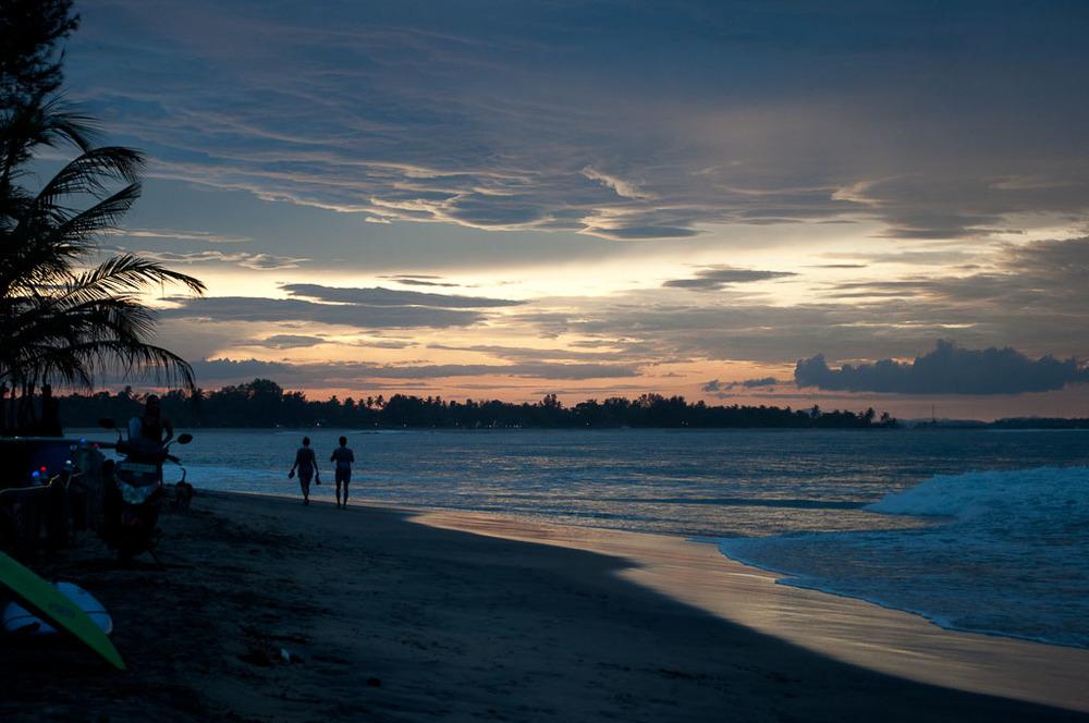 Arugam Bay Sunset Main Point Sri Lanka