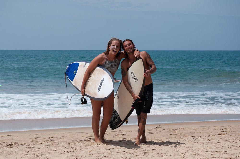 Arugam Bay Upali Main Point Sri Lanka Surf
