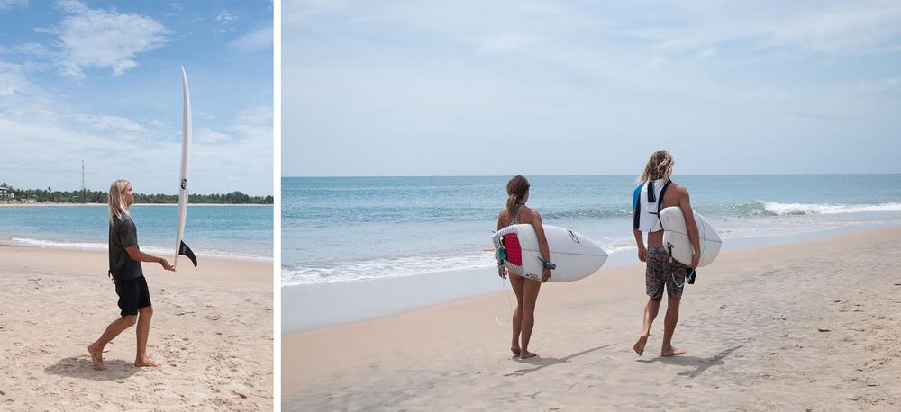 Arugam Bay Sri Lanka Surf
