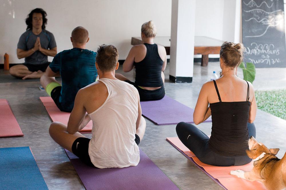Yoga Sunshinestories Sri Lanka