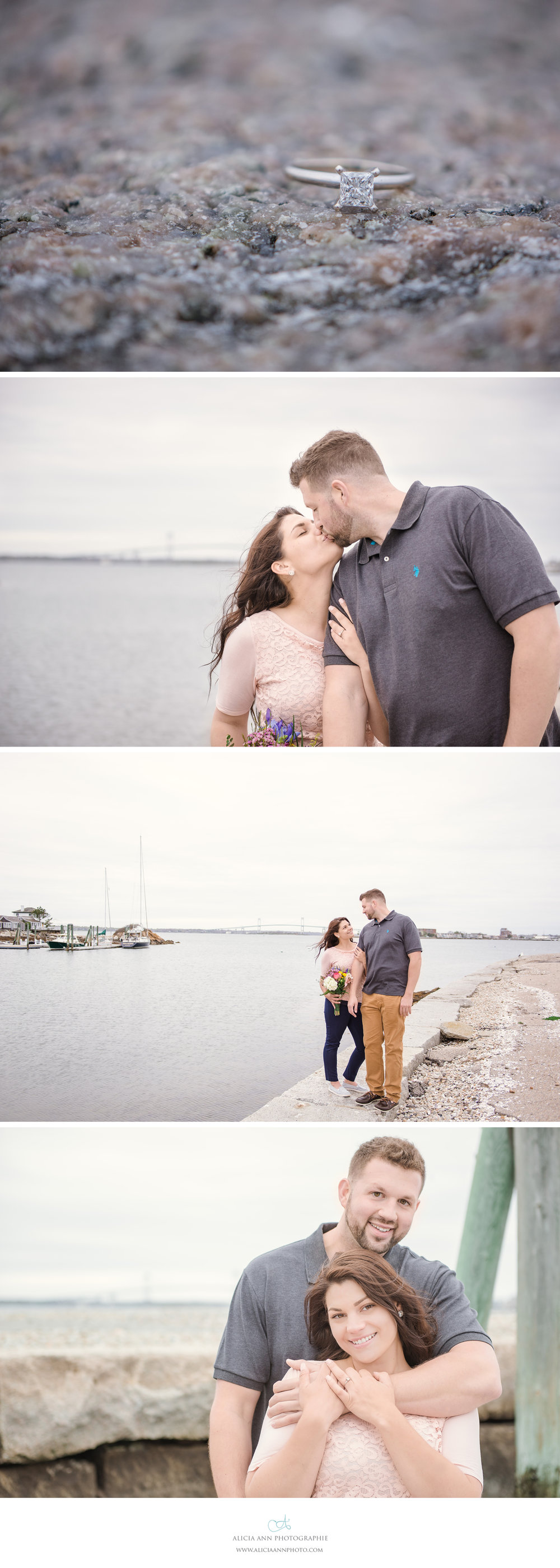 Newport RI Engagement