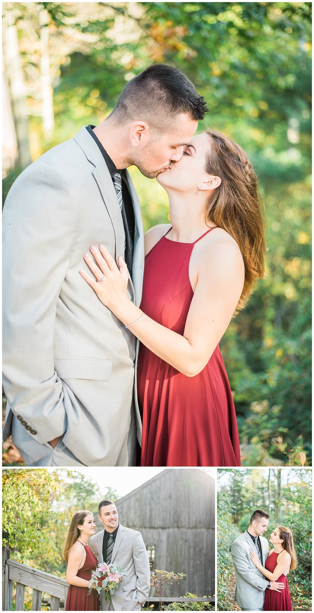 Massachusetts Engagement Photographer
