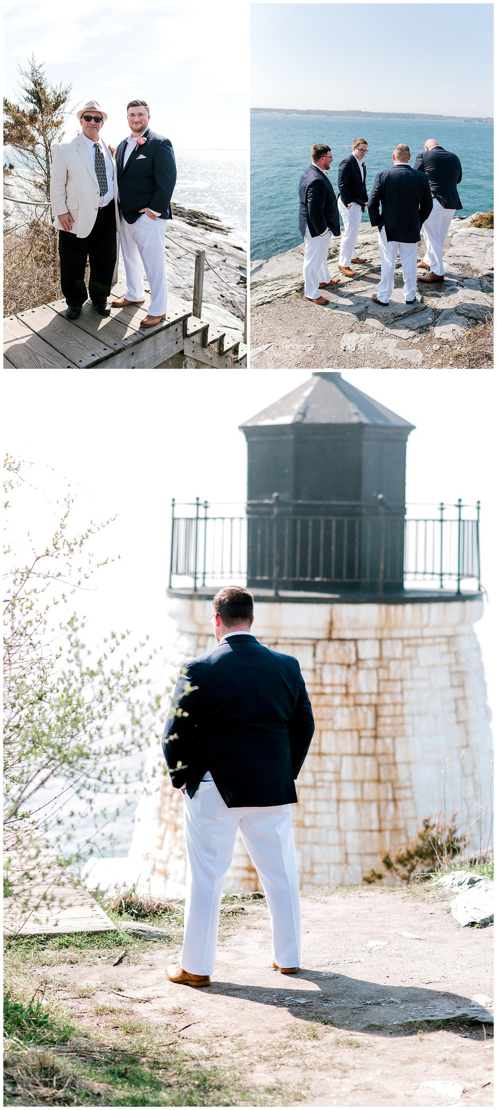 Newport RI Wedding Photographer Castle Hill