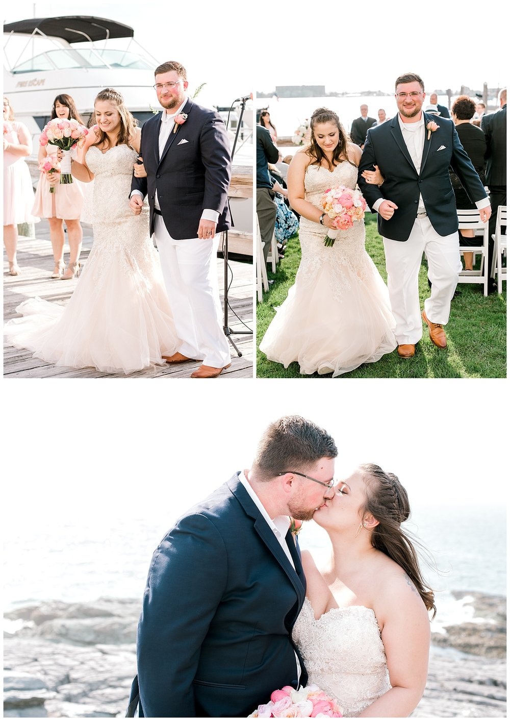 Newport Harbor Hotel Wedding Photographer