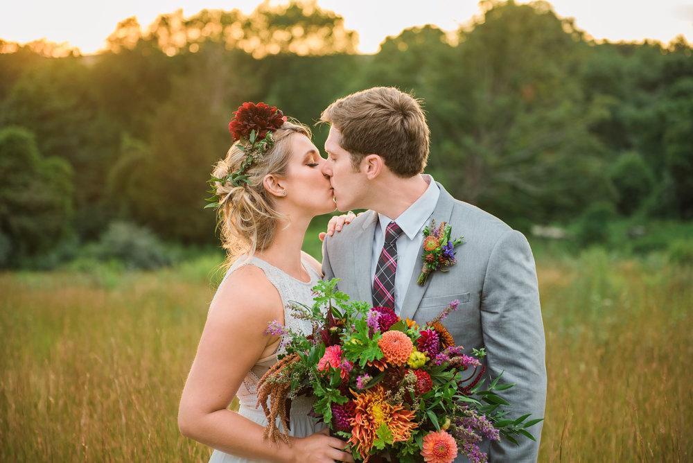 Bohemian Wedding Field Rhode Island Wedding Photographer.jpg