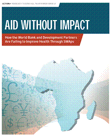 Aid Without Impact ACTION report