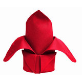 Napkin Hire Red