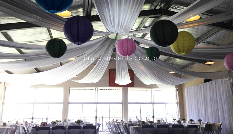 Ceiling draping hire sydney coloured lanterns.jpg