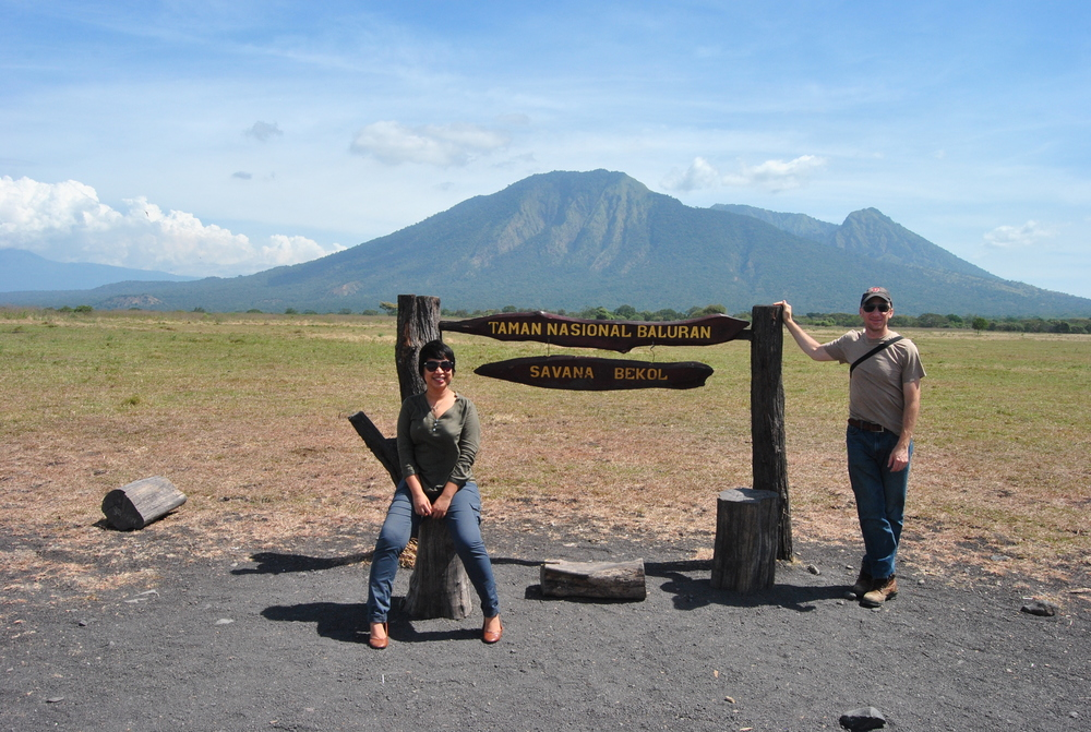 Baluran National Park with Wulan Puspirini