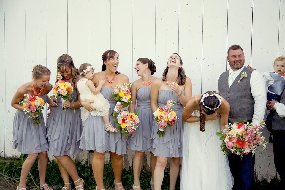 Real Bride: Megan! Photography Credit: Ashley Lynn Photography.