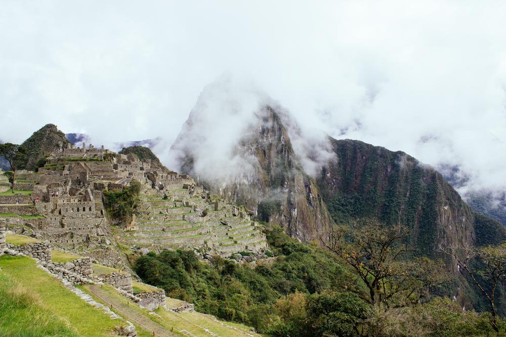 Machu Picchu, 2013