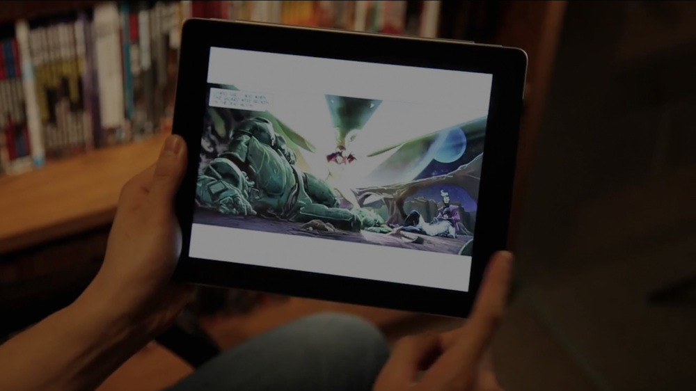 Marvel Project Gamma  We created the first Adaptive Audio Soundtrack for Digital Comics