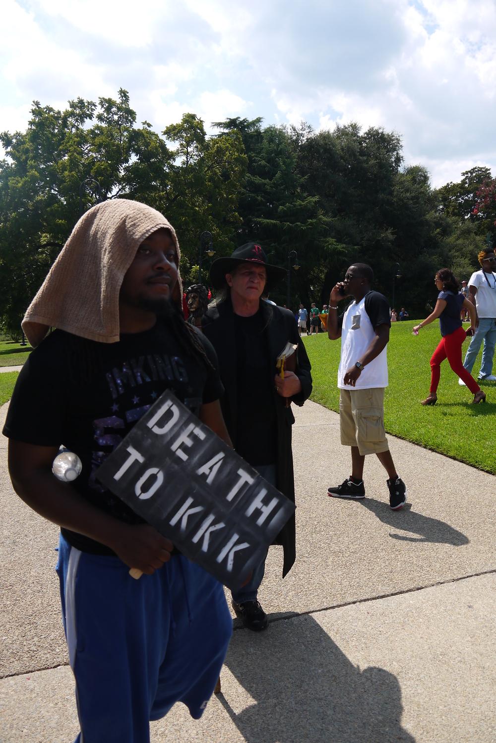 Death to the KKK