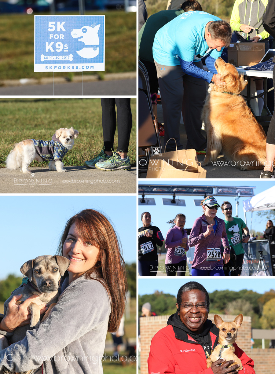5k for k9s columbus ohio