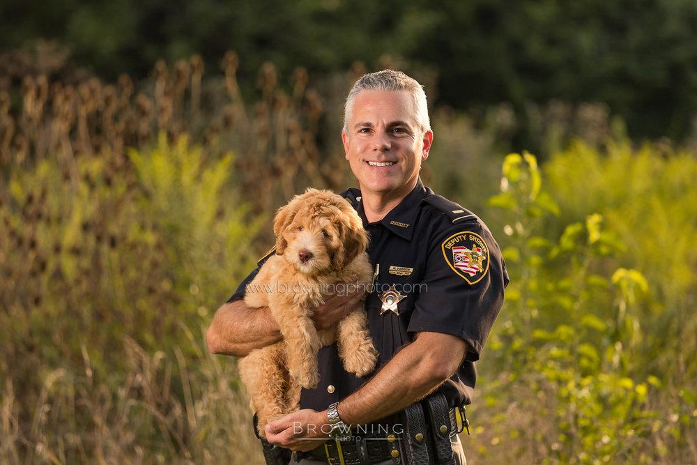 columbus police dog
