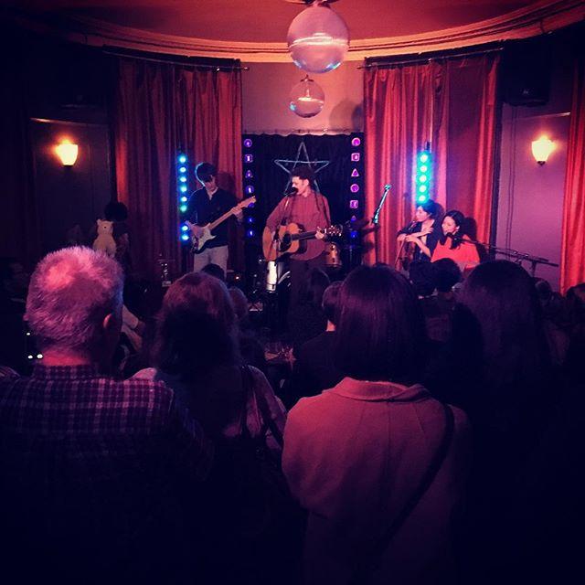 Last Saturday's gig