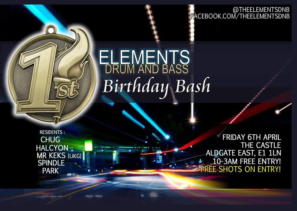 Elements DNB - 1st Birthday Bash.jpg