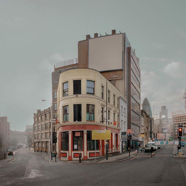 2009 versus today #london #thecastle #changes #whitechapel