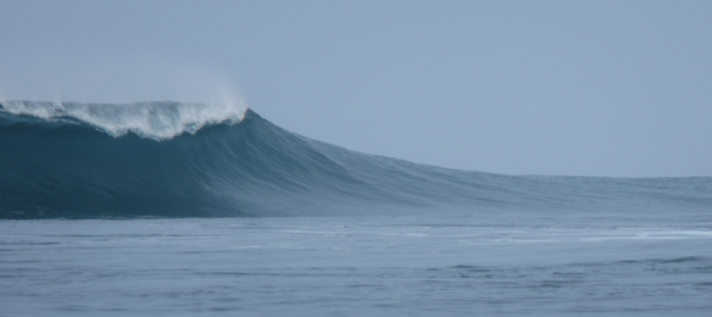 Peace is beautiful: surfing in Aceh