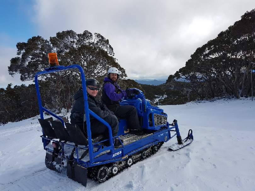 Mount Baw Baw Sherpa Rides -