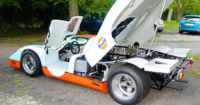 Rcr 917 Race Car Replicas