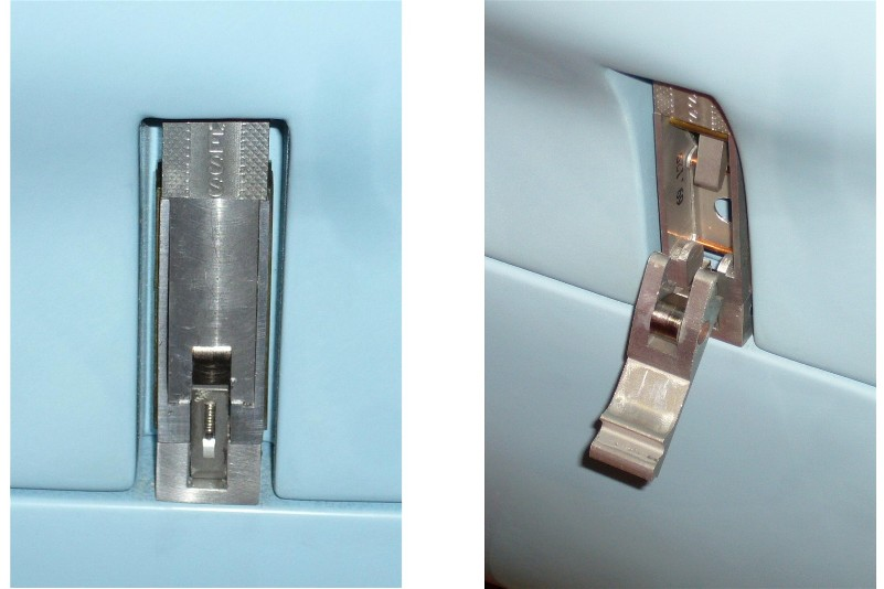 Hartwell Style Latches Race Car Replicas