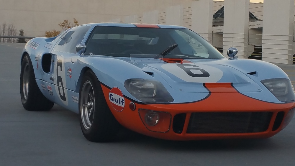 Howard's GT40 MKI Replica 02