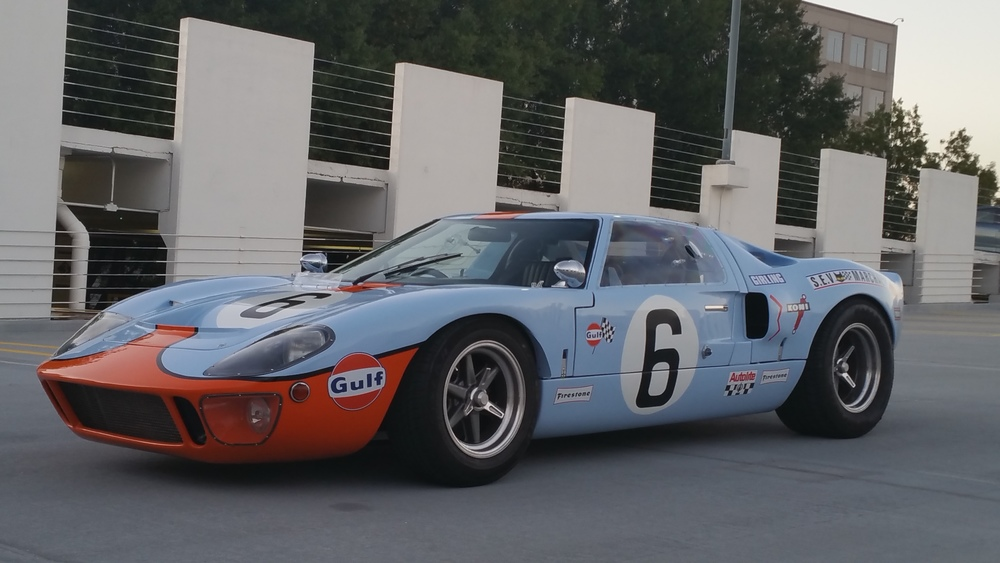 Howard's GT40 MKI Replica 06