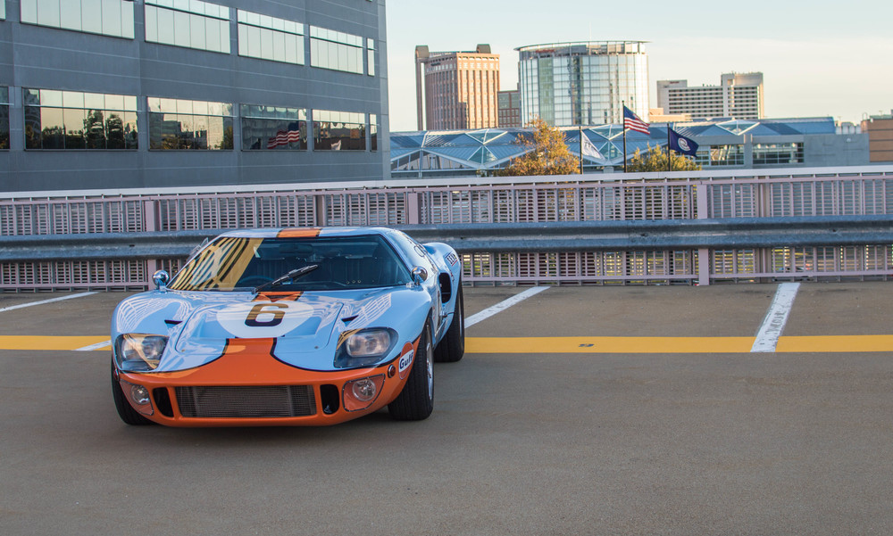 Howard's GT40 MKI Replica 14