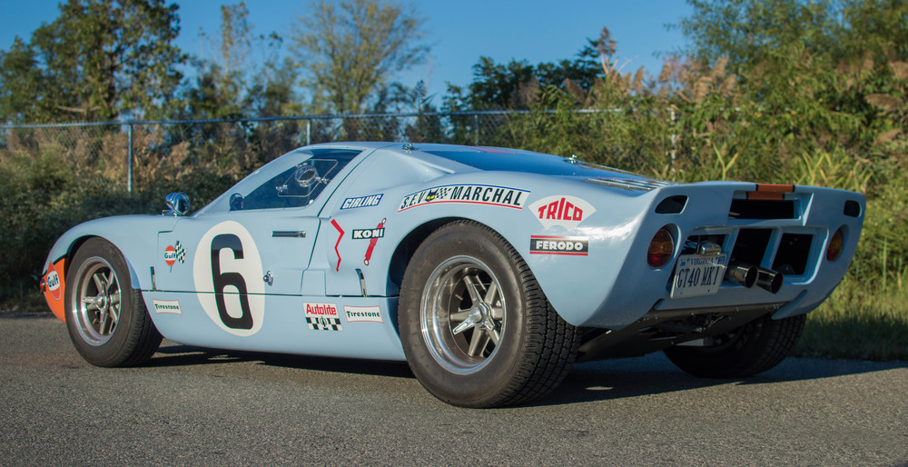 Howard's GT40 MKI Replica 20