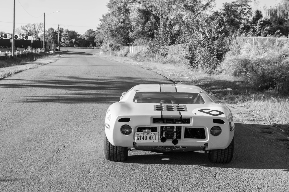 Howard's GT40 MKI Replica 21