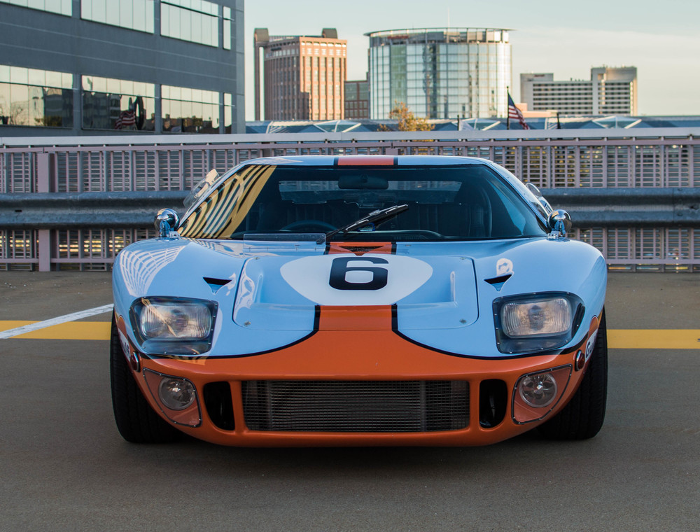 Howard's GT40 MKI Replica 23
