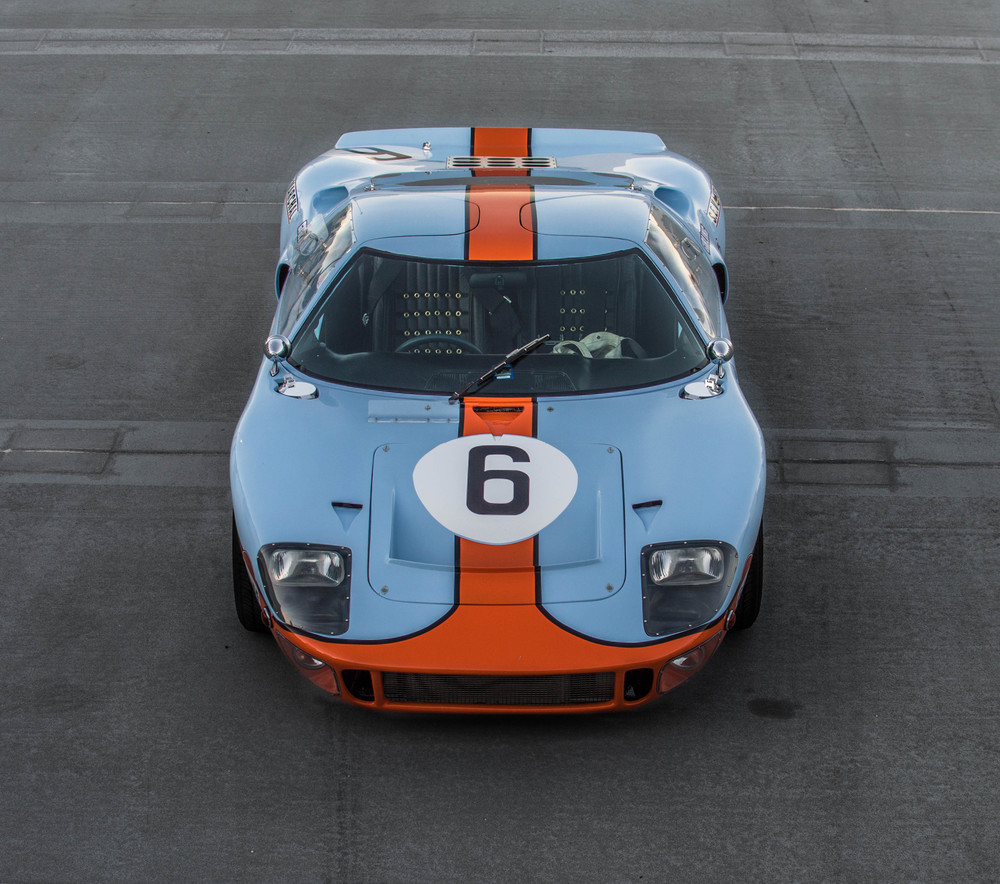 Howard's GT40 MKI Replica 01